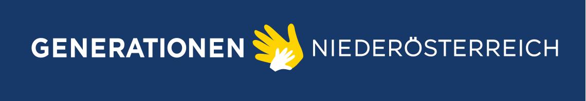 Logo Generationen Niederösterreich